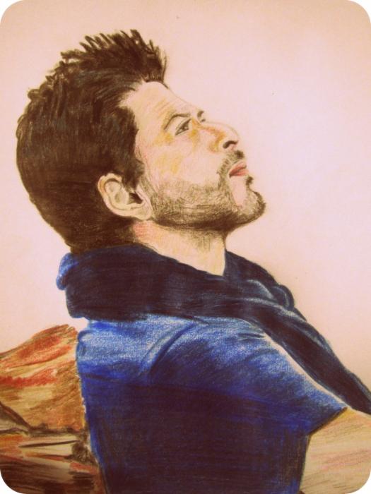 Shahrukh Khan par sumiti